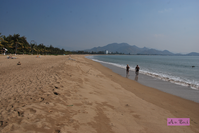Visiting the sandy and windy Ninh Thuan