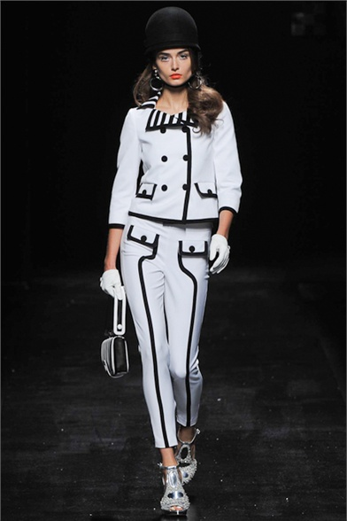 Moschino Spring/Summer 2013 Ready-To-Wear Collection