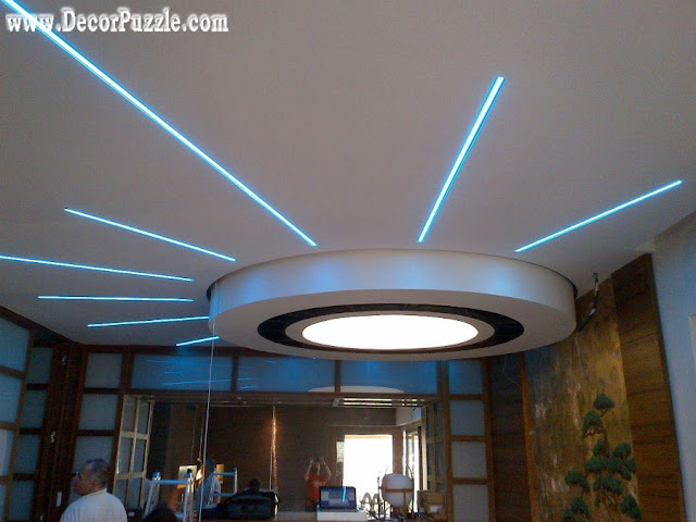 Top catalog of gypsum board false ceiling designs 2018 for Best fall ceiling designs