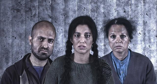 Amina Ouahid, Ace Mahbaz y Vivian Cardinal