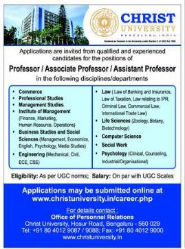 how to get a job as a professor