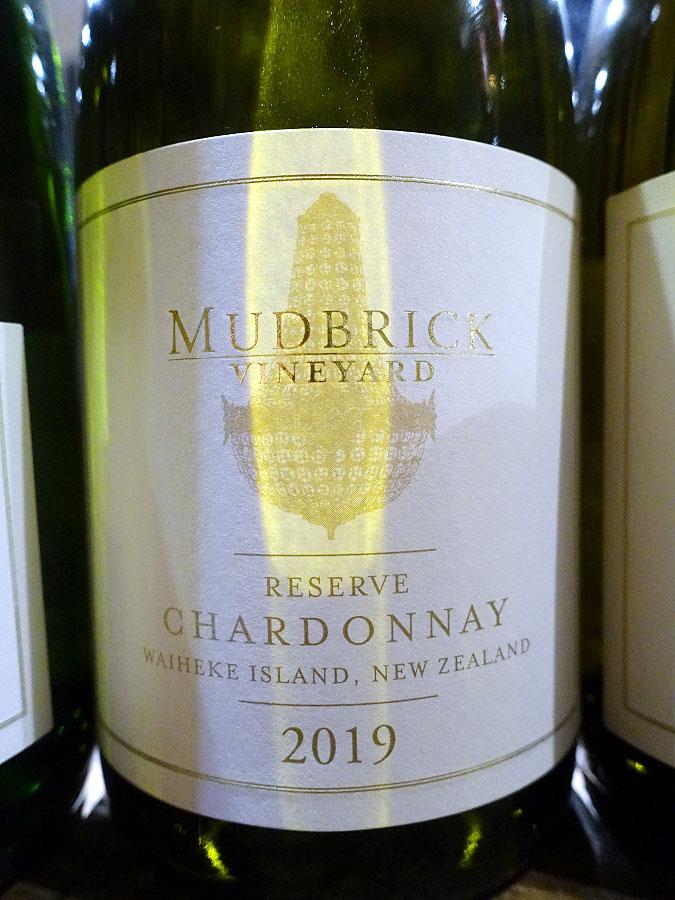 Mudbrick Reserve Chardonnay 2019 (93 pts)