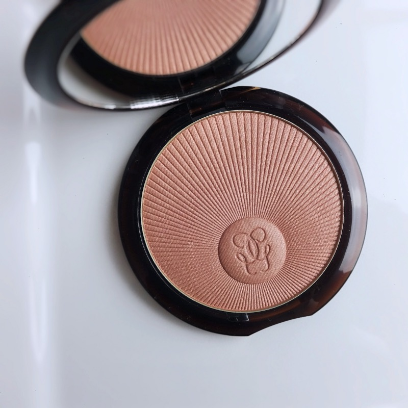 Guerlain Terracotta Nude Powder review swatches