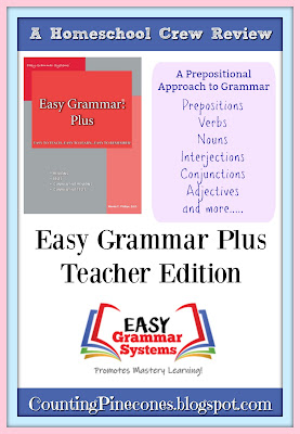 #hsreviews #grammar, #curriculum, #languagearts, #homeschool, #easygrammar, #dailygrams