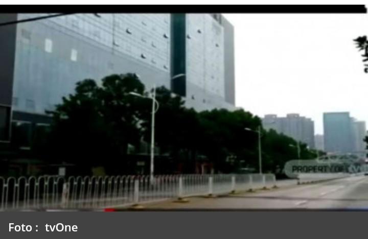 Pemerintah Akui Sulit Evakuasi WNi di Wuhan, Netizen: Yang Gampang Cuma Utang