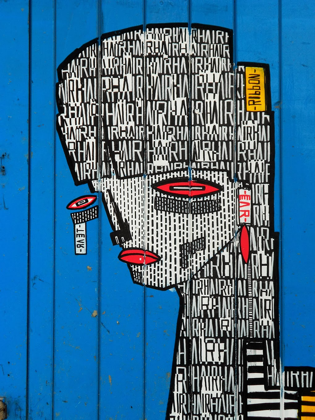 alo street art london shoreditch art