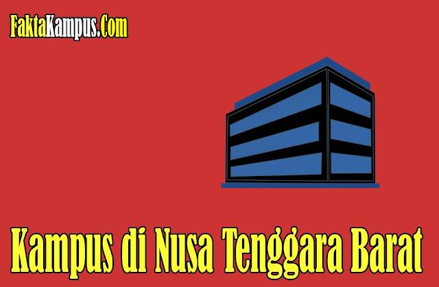 Kampus di Nusa Tenggara Barat