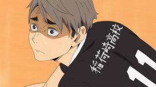 "Hellominju.com: ハイキュー!! アニメ 第4期23 話静かなる王の誕生 | Haikyū!! Season4 Ep.23 ""Birth of the Serene King"" | Hello Anime !"