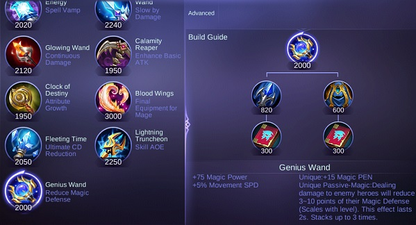 Genius Wand Mobile Legends