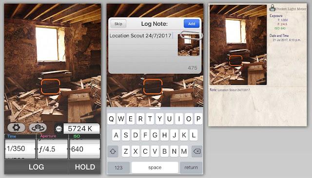 Aplikasi wajib bagi para penghobi fotografi - Pocket Light Meter