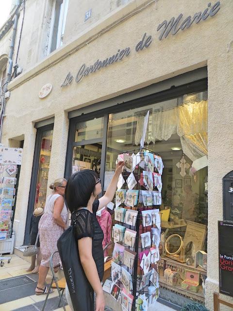 Avignon local craft