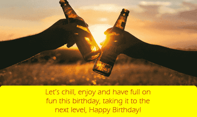 friend birthday quotes in english