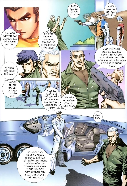 Xích Trụ Phạn Đường chap 21 - Trang 16