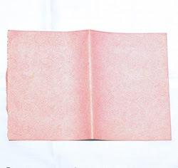 Cách vẽ mẫu thêu lên vải - Hình 3
