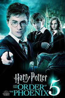 Harry Potter and the Order of the Phoenix 2007 Dual Audio 720p BluRay