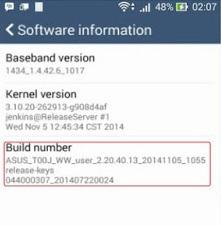 Ketika Anda melaksanakan update sistem pada Asus Zenfone  Cara Praktis Flashing Asus Zenfone 4 dari SD Card Saat Mengalami BootLoop