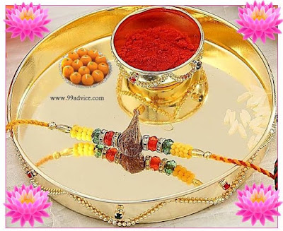 Easy Ideas To Decorate Rakhi Thali