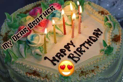 Heart touching Birthday Wishes hindi brother