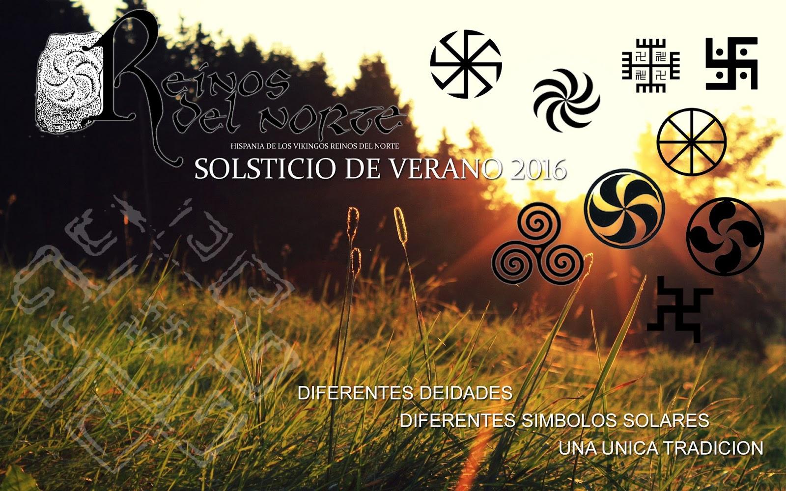 la hispania de los vikingos feliz solsticio de verano