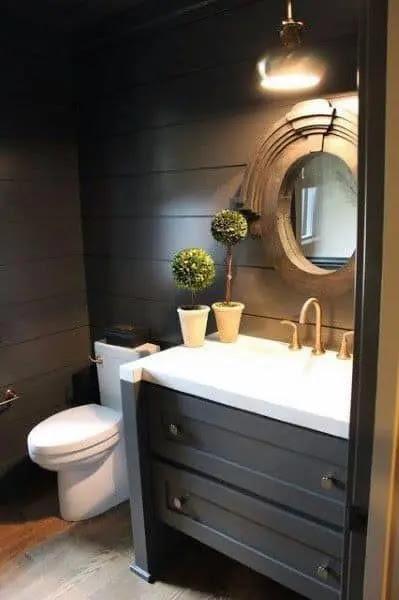 اجمل ديكورات حمامات صغيرة