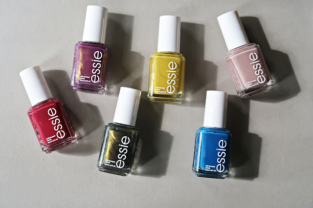 Essie Fall'21 Nail Polish Collection Review, Photos, Swatches