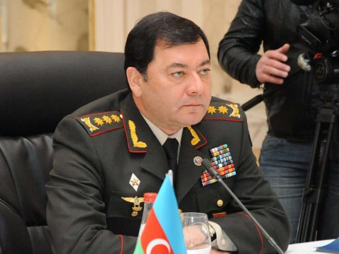 Ο Ερντογάν έδωσε εντολή σύλληψης του αρχηγού των Ενόπλων Δυνάμεων του Αζερμπαϊτζάν, αναφέρουν πληροφορίες