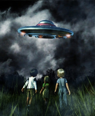 Accounts of UFO sightings are becoming more numerous, and government officials are discussing space aliens. There is activity that needs monitoring.