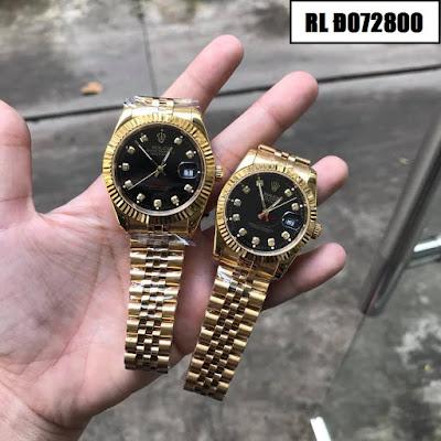 Đồng hồ cặp đôi RL Đ072800