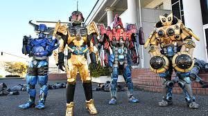 Kamen Rider Build the Movie: Be the One