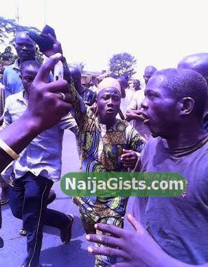 ritualists arrested bodija
