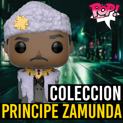 Lista de figuras funko pop de Funko Príncipe de Zamunda