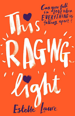 This Raging Light by Estelle Laure book cover