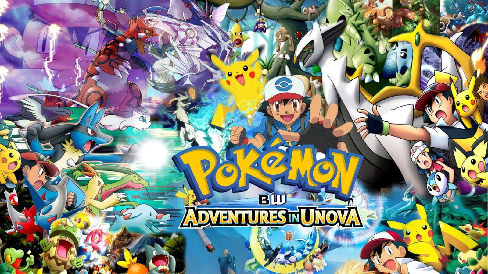 Pokemon Season 16 Black & White: Adventures in Unova ...