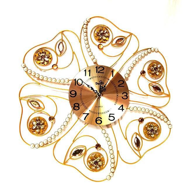 Đồng hồ trang trí treo tường Deco V07