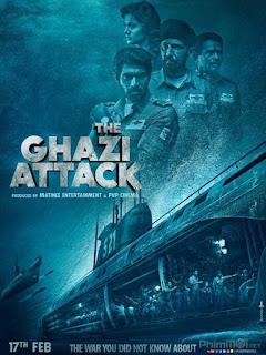 Trận chiến dưới đại dương-The Ghazi Attack (2017) [Full HD-Thuyết minh]