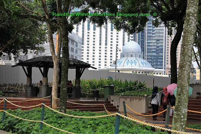 Mosque, Petronas Twin Tower, Suria KLCC, KL, Malaysia