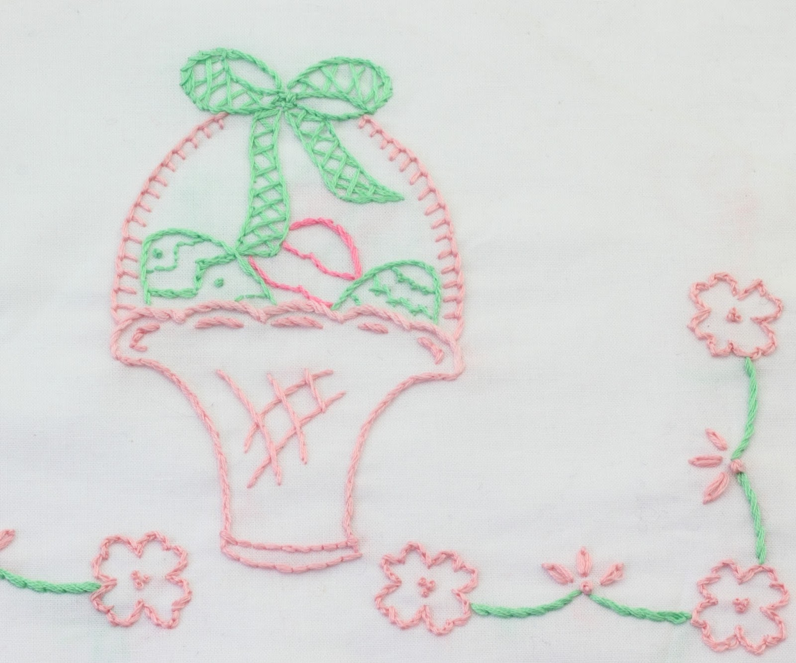 Big b easter embroidery patterns