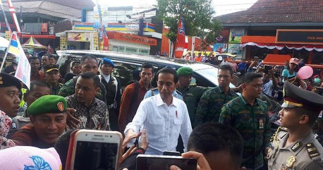 Jokowi: Jember Fashion Carnival Ikon Indonesia