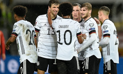 رسميا: ألمانيا هي أول من يتأهل لكأس العالم 2022