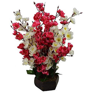 Hyperboles Bonsai Blossom Artificial Flowers