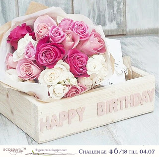 "Challenge ""Happy Birthday"" до 04/07"