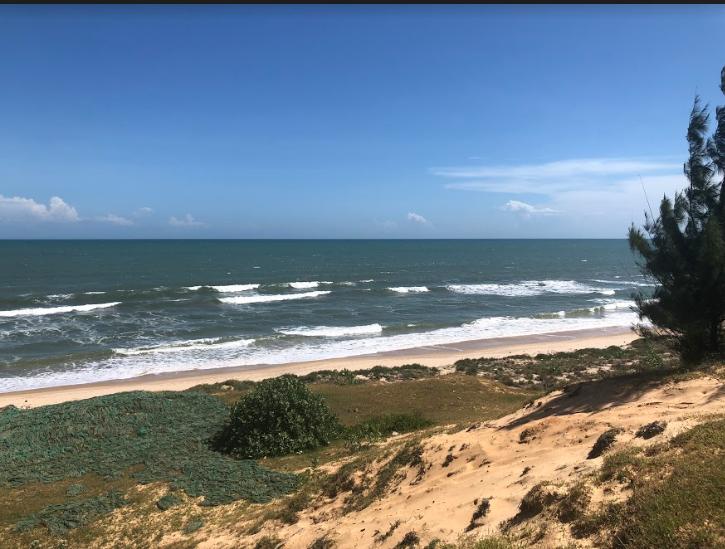 Biển tại dự án Apec Mandala Wyndham Mũi Né