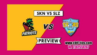 Who will win Today CPL T20 2019 13th Match Nevis Patriots vs Lucia Zouks