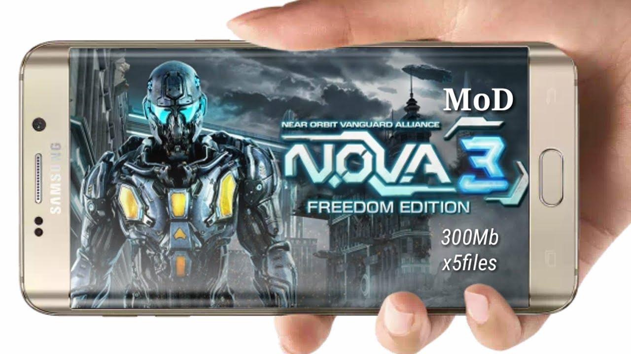 download nova 3 mod apk latest version