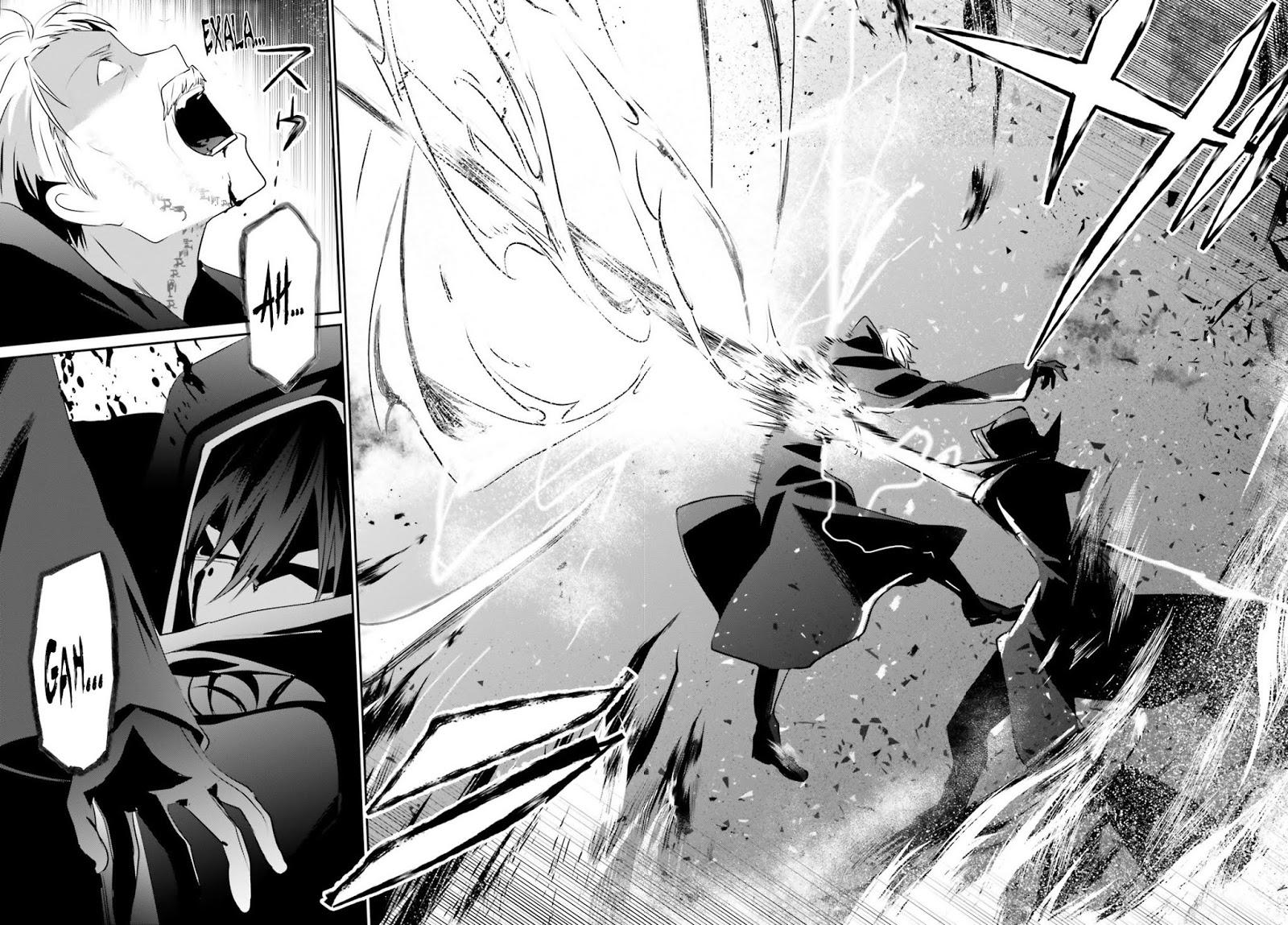 Kage no Jitsuryokusha ni Naritakute / The Eminence In Shadow Mangá Online Capítulo 13 em PT-BR