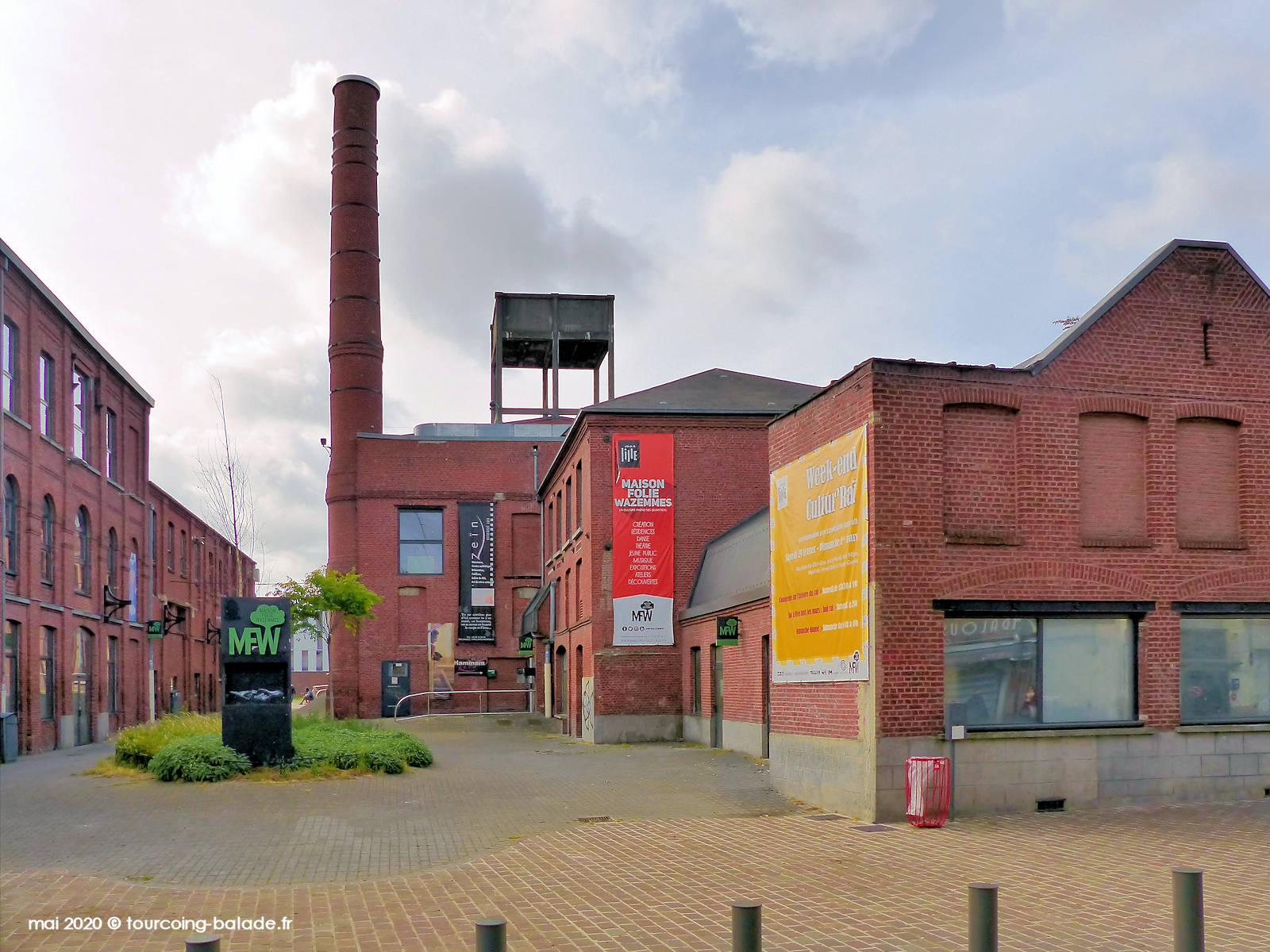 Maison Folie Wazemmes, Lille, 2020