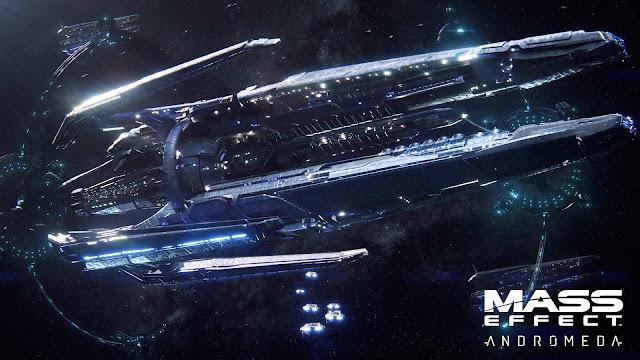 Mass Effect Andromeda irá a 30 fps tanto en PS4 como en PS4 Pro