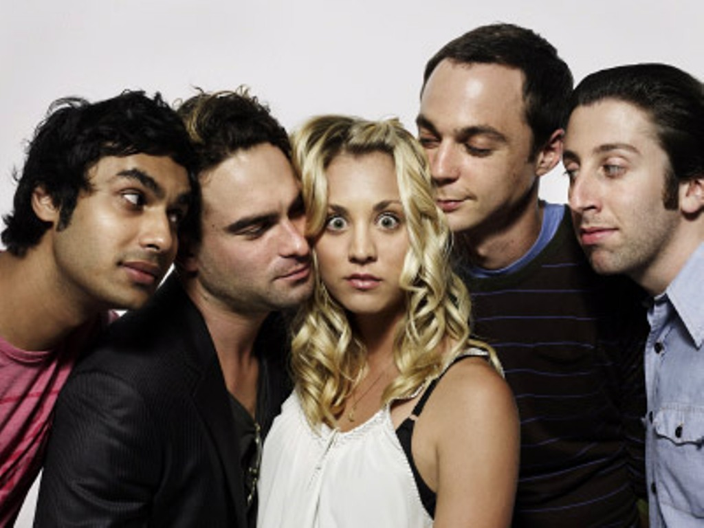 Watch online The Big Bang Theory (TV Series)
