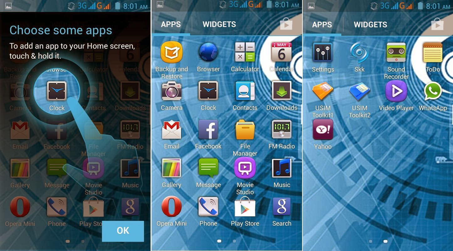SKK Mobile Wind Review Default Apps