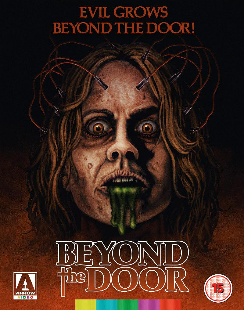 beyond the door bluray